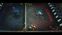 MakeX机器人挑战赛内部对抗