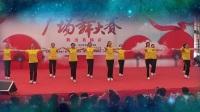 老体协健身操分会蓝鹰1队《澎湃》-2017邻水县广场舞大赛决赛城区组第九名