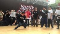 Boty世界街舞大赛 中国赛区 bboy浩然 Somi 海选