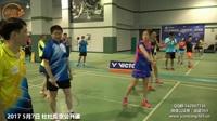 羽毛球教学视频 2017 5月7日 杜杜教练南京公开课