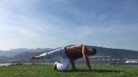 Capoeira卡波拉动作独立教学_肾撑【中文字幕】