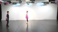 舞蹈技巧教学-平转