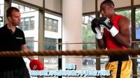 【中文字幕】新手拳击教学:一二连击训练方法【AdamColberg篇】【第21集】