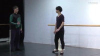舞蹈技巧教学-翻身练习