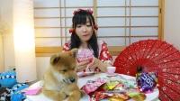 【软软吃货日记】试吃香菜糖!甜蜜分享日本12种人气糖果