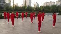 中国云朵儿云系列第二套健身操(青州市益王府《舞动健康》舞蹈队)