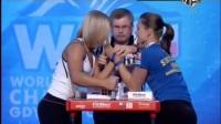 Olga SHLIZHEVSKAYA vs. Heidi ANDERSSON - Left Final - WAC 2013