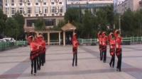 快乐广场 彩排参加吉安达观天下广场舞复赛节目2015.5.16