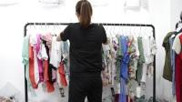 汇美服装批发-夏款时尚小衫25件起批--519期