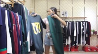 品牌折扣女装,天丝麻毛衫视频,高端毛衫