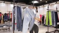 汇美服装批发-时尚女款牛仔裤30件起批27元一件--529期