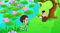 萌宝国学故事汇-第2季-王冕自学成才 1