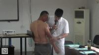 1、人体骨骼讲解以及骨盆复位手法的演示