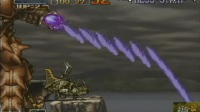 合金弹头6  克拉克囚犯100枚一枚硬币 PS2) Metal Slug 6  (Level   4)