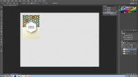 photoshop视频2矩形选框工具抠图法1
