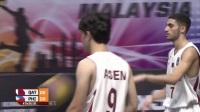 FIBA3x3U18亚洲杯—菲律宾v卡塔尔