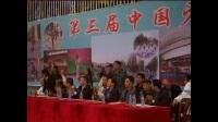 第三届少北武术节开幕式