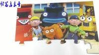 漂亮儿童橡胶玩具第225集 碰碰狐儿歌贝瓦儿歌小猪佩奇熊出没奥特曼