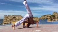 Capoeira卡波拉动作独立教学_小猴子_小羊羔【中文字幕】