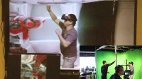 VR + MR + Live Performance