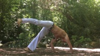 Capoeira卡波拉动作独立教学_S-折叠【中文字幕】