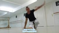 Capoeira卡波拉动作独立教学_肾撑_补遗【中文字幕】