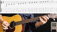 Cherub小天使免费吉他课二《自然音阶》