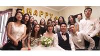 Diary Film日记电影  陈书尧 &李思璇 希尔顿婚礼预告