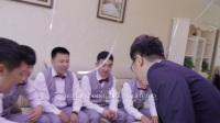 婚礼壹号出品「周建刚&张园彤」6-10千百合大酒店婚礼快剪