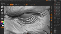 9 Maya高级影视角色制作中文教程-猴王全流程制作09.身体模型雕刻_标清