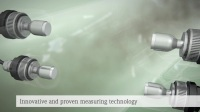 恩德斯豪斯 用于沼气测量的超声波流量计的测量原理