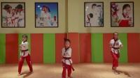 跆拳道教学视频 太极一章