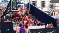 FIBA3x3世界杯—荷兰不败当选首日最佳球队