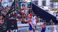 FIBA3x3世界杯—卡林顿大帽掀翻对手