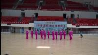 山东省第七届全民健身运动会健身秧歌比赛淄博市代表队   12