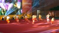汕头市代表队参加2017年首届广东省健身气功艺术表演大赛获得团体第六名