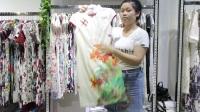 汇美服装批发-夏装时尚新款旗袍20件起批--599期