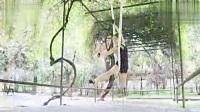 空中瑜伽初级教学视频 《清明雨上》空中舞韵