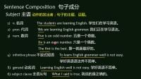 王文轩网课英语老师试播