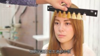 1-颜色   发型师该如何设计出适合顾客的发色?