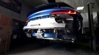 奥迪 Audi R8 Plus x Fi Exhaust - 声浪测试