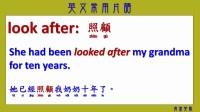 英文常用短语 07 (Common Usage of English Idioms with Chinese 07.)