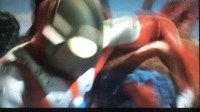 超级欧布格斗片段         老前辈们的战斗