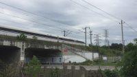 G1634次 CRH380A-2640 诸暨站附近(徐家)拍车