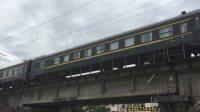 T3088次 暑运临客 首发 HXD1D0237 诸暨站附近(徐家)拍车
