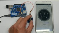 Arduino - Web-Based Gauge