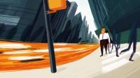 治愈向 清新 有趣 获奖作品 加拿大奇幻动画短片 Fears