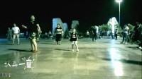 #认真一夏#4岁女孩舞动一夏丝丝凉意