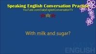 Speaking English Practice Conversation