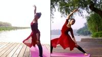 最美的舞韵瑜伽《凉凉》大片 | 水沐莲清Sabrina老师